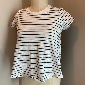 GAP Striped Cotton Capsule Tee